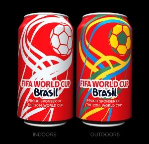 Coca-cola fotocrómica